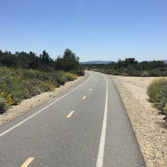 Photo taken at Duarte Bike Trail by Marvin on 4/16/2016