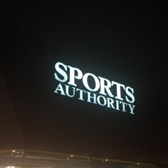 Photo taken at Sports Authority by Ina M. on 12/14/2015
