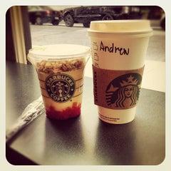 Photo taken at Starbucks by Andrew C. on 9/23/2012