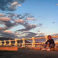 Photo taken at Forte Dei Marmi by Alessio Pibe L. on 9/8/2015