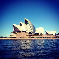 Photo taken at Sydney Opera House by Glen M. on 7/7/2013