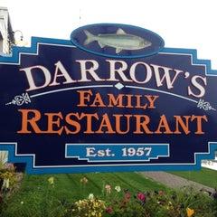 Photo taken at Darrow's Family Restaurant by Josh Z. on 9/20/2014