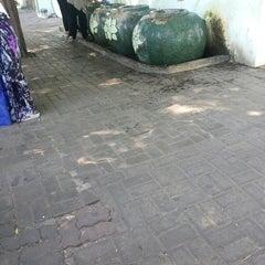 Photo taken at Makam Sunan Ampel by Aisyah N. on 7/22/2014