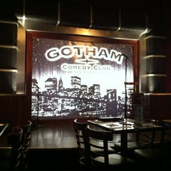 Photo taken at Gotham Comedy Club by Petra Z. on 1/7/2013