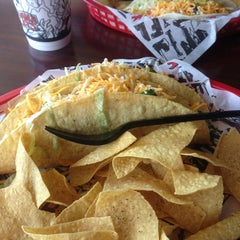 Photo taken at Tijuana Flats by Dave M. on 1/15/2013