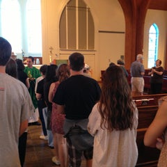 Photo taken at Blessed Sacrament by Chris S. on 8/2/2013