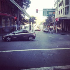 Photo taken at Sussex Street by Big M T. on 9/2/2013