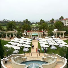 Photo taken at St. Regis Monarch Beach by Nihal S. on 7/19/2013