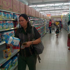 Photo taken at Carrefour by Hendric Chia K. on 6/27/2013
