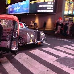 Photo taken at Carolines on Broadway by Albert S. on 12/13/2012