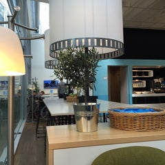 Photo taken at SAS Business Lounge by Sasha V. on 5/3/2015