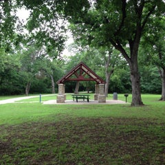 Photo taken at Sam Houston Trails Park by Adam C. on 6/1/2013
