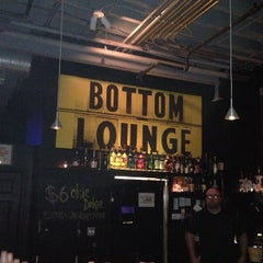Photo taken at Bottom Lounge by Kevin on 10/14/2012