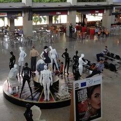 Photo taken at Aeropuerto Internacional Alfonso Bonilla Aragón (CLO) by Monica E. on 5/6/2013