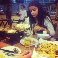 Photo taken at Tago's Restaurante e Lanchonete by Robson P. on 11/22/2012