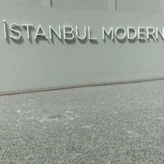 Photo taken at İstanbul Modern by Miray S. on 5/30/2013