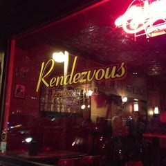 Photo taken at Rendezvous by Nate V. on 12/22/2012