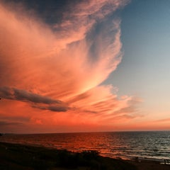 Photo taken at South Haven, MI by Ryan S. on 9/11/2014