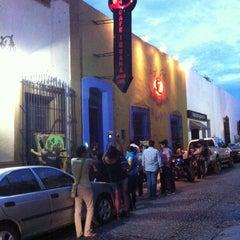 Photo taken at Café Iguana by Jonna T. on 6/13/2013