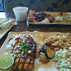 Photo taken at SanSai Japanese Grill by Jeanette H. on 9/5/2011