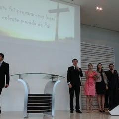 Photo taken at Igreja Adventista da Aldeota by Vinícius A. on 4/26/2014