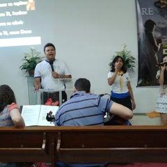 Photo taken at Igreja Adventista da Aldeota by Vinícius A. on 11/16/2013