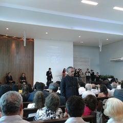 Photo taken at Igreja Adventista da Aldeota by Vinícius A. on 3/22/2014