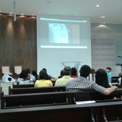 Photo taken at Igreja Adventista da Aldeota by Vinícius A. on 4/5/2014