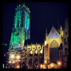 Photo taken at Grote Markt by Dirk D. on 12/15/2012
