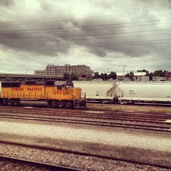 Photo taken at Gateway Multimodal Transportation Center by Paige P. on 5/30/2013