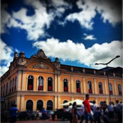 Photo taken at Mercado Público by Luiz Paulo M. on 12/22/2012