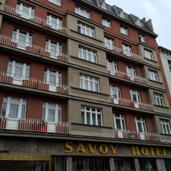 Photo taken at Hotel Savoy Berlin by Christian K. on 1/27/2015