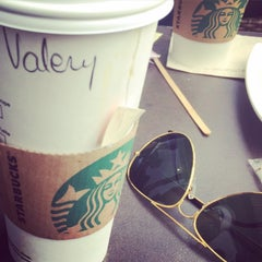 Photo taken at Starbucks Coffee by Valery Fabrice B. on 3/18/2015