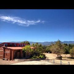Photo taken at Parque Ecoturistico San Miguel Regla by Armando H. on 10/21/2012