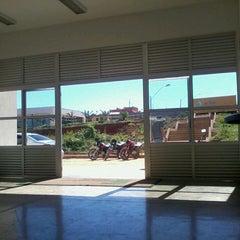 Photo taken at IFNMG - Campus Montes Claros by Mirelly B. on 4/23/2013