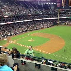 Photo taken at Chase Field by RJ M. on 6/9/2013