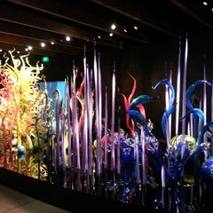 Photo taken at Chihuly Collection by Elena N. on 6/25/2013