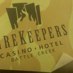 Photo taken at FireKeepers Casino & Hotel by Chaplain Mark K. on 7/17/2013