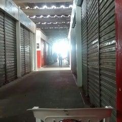 Photo taken at Mercado Público do Bairro dos Estados by Felipe A. on 8/14/2014