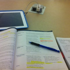 Photo taken at Chicago Public Library by Kelechi E. on 12/15/2012