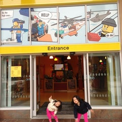 Photo taken at Legoland Discovery Centre by Kenneth L. on 11/9/2012