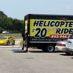 Photo taken at Huffman Helicopters by Stephanie H. on 7/29/2013