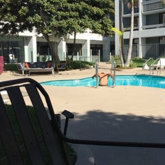Photo taken at Hotel MdR Marina del Rey- a DoubleTree by Hilton by Abdullah B. on 10/21/2015