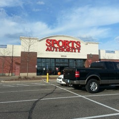 Photo taken at Sports Authority by Amy S. on 4/29/2013