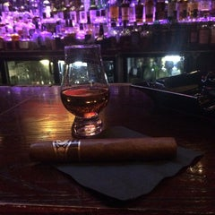 Photo taken at Got Rocks Cigar & Martini Bar by Kevin R. on 11/22/2014