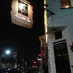 Photo taken at Annabel Lee Tavern by John B. on 12/1/2012
