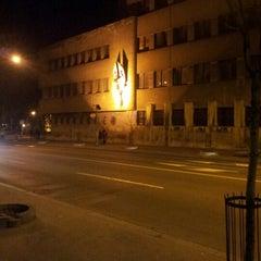Photo taken at Pošta 80 by Aleksandar M. on 11/8/2012