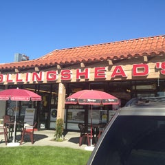 Photo taken at Hollingshead's Delicatessen by Dom D. on 2/13/2013