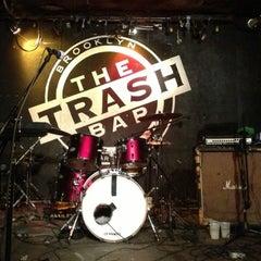 Photo taken at Trash Bar by Matt M. on 12/6/2012