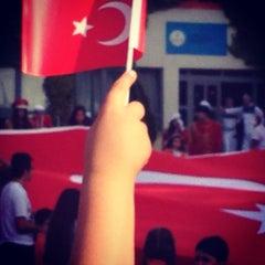 Photo taken at Yakacık Doğa Koleji by deniz K. on 10/29/2013